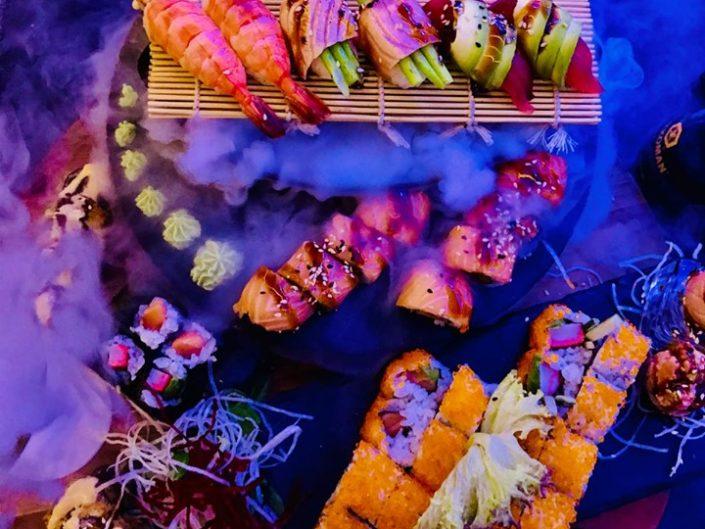 Wir lieben Sushi